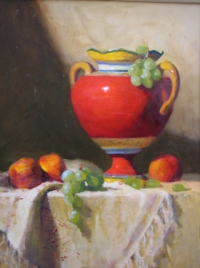Susan Foster Oil on Linen